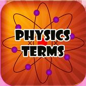Physics Terms icon