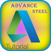 Learn Advance Steel Users 2015 icon