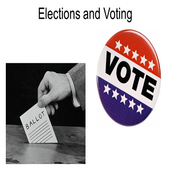 USA Elections and Voting icon