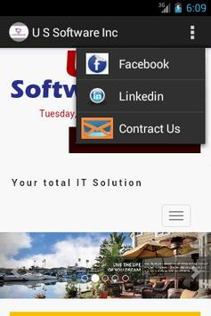 U S Software Inc apk screenshot