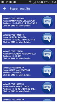 LINGOJIGUDA DIVISION VOTERS apk screenshot