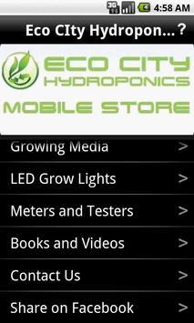 Eco City Hydroponics apk screenshot