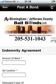 Bail Bonds apk screenshot