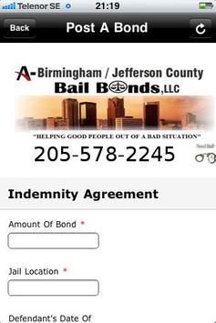 205 Bail Bonds apk screenshot