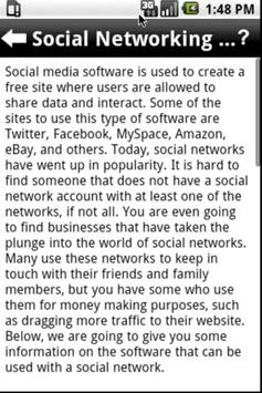 Internet Marketing apk screenshot