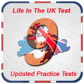 NEW LIFE IN UK PRACTICE TEST 9 icon