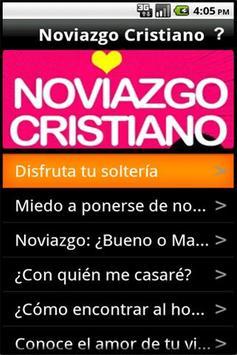 Noviazgo Cristiano poster
