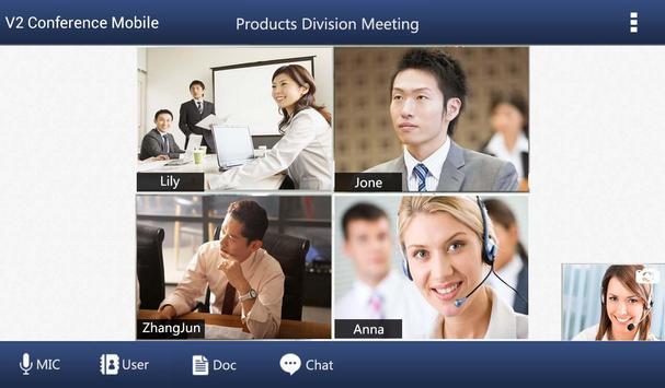 V2 Meet for IPTV apk screenshot