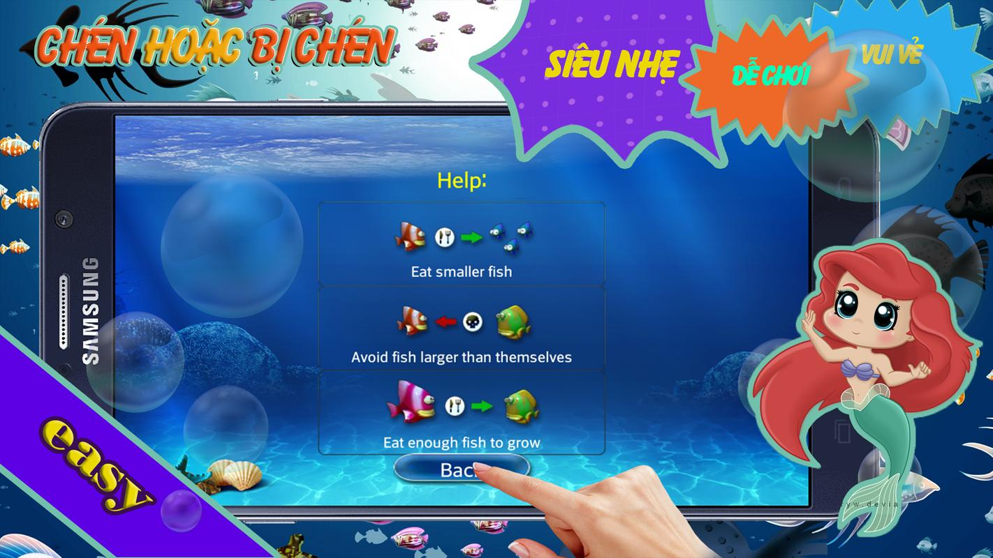 Big fish eat small fish 2016 apk download free casual for Big fish games android