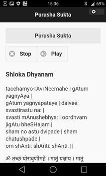 Purusha/Sri Suktas Reference apk screenshot