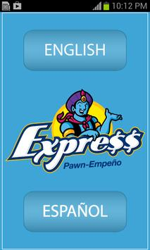 Express Pawn poster