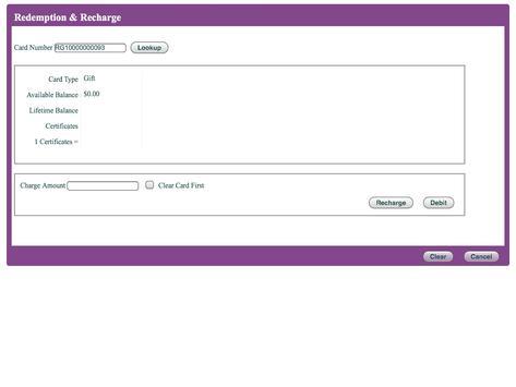 Welcome Back Rewards apk screenshot