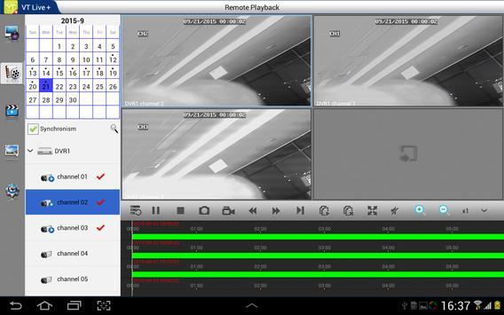 VT Live + apk screenshot