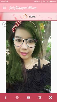 JulyNguyen Album apk screenshot