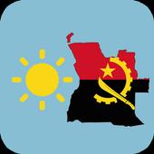 Previsão do Tempo Angola icon