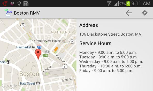 ServiceWaitTime apk screenshot