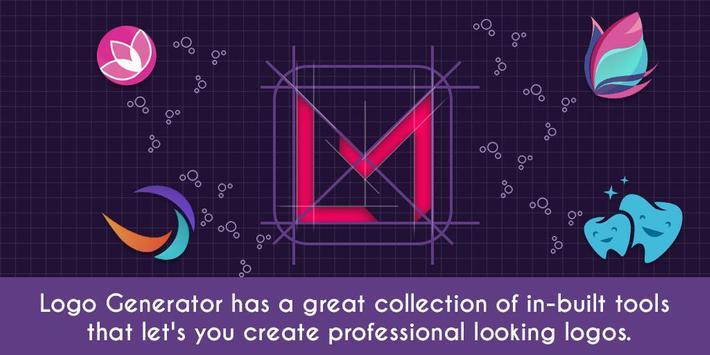 Designer Logo Maker poster