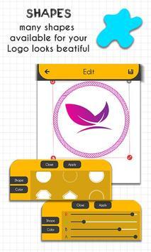 Designer Logo Maker apk screenshot