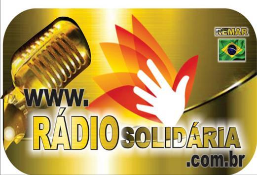 Radio Solidária Brasil poster