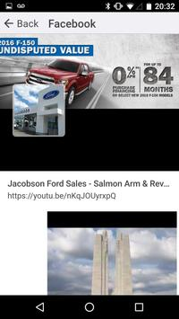 Jacobson Ford apk screenshot
