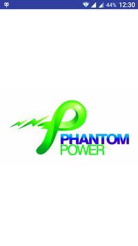 Phantom Power poster
