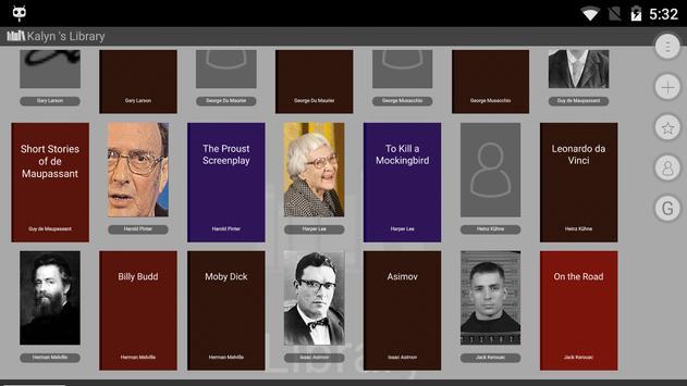 BiblioFile apk screenshot