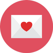 Valentines Love Messages icon