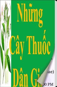 Cay thuoc dan gian poster