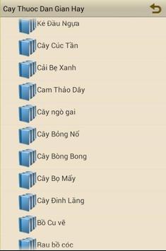Cay thuoc dan gian apk screenshot