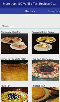 Vanilla Tart Recipes Complete apk screenshot