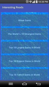 Indian Dams apk screenshot