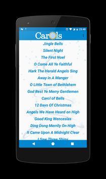 Christmas Carols poster