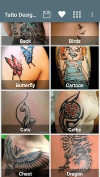 3D Tattoos Designs Ideas poster