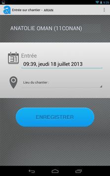 DangerEx Fiches Expo. Amiante apk screenshot