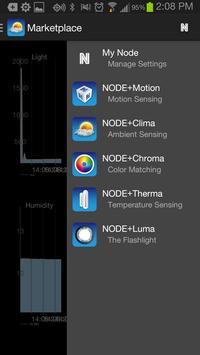 NODE+ Clima apk screenshot