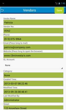 CRMTiger - vTiger CRM Client apk screenshot