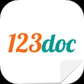 123Doc (Doc sach, Đọc sách) icon