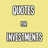Quotes for Investments icon