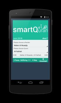 smartQuran apk screenshot