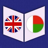 English Malagasy Dictionary icon