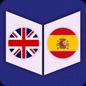 English To Spanish Dictionary icon