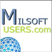 Milsoft Users.com icon