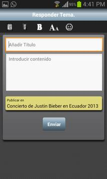 ForosEcuador.ec apk screenshot