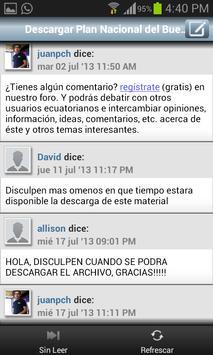 ForosEcuador.ec poster