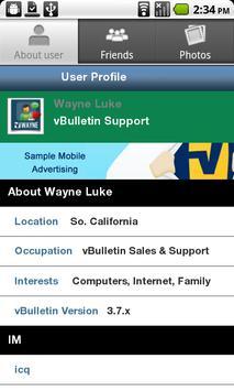 webcampista mobile apk screenshot