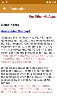 Number System Reference free apk screenshot