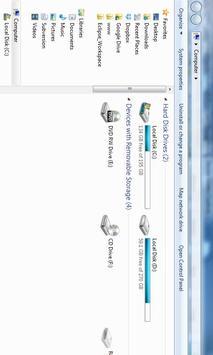 VDIworks VNC - Remote Desktop apk screenshot