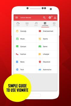 Guide - Vide Mate Dl apk screenshot