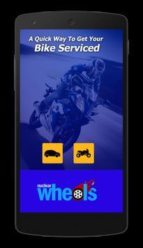 Nuclear Wheels apk screenshot