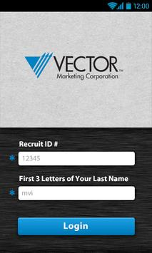 Vector Personal Recruits poster